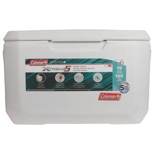 Coleman Coastal Xtreme Series Hardside 70-quart Marine Cooler