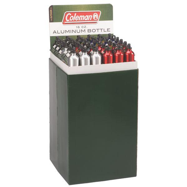 Coleman 16-ounce Aluminum Bottle Display