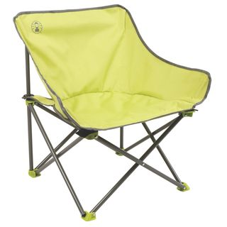Coleman Sreel Frame Folding Kickback Chair