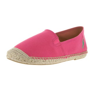 Polo Ralph Lauren Kids' Bowman II Bright Blush Casual Shoes