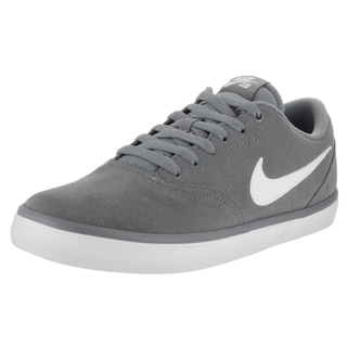 Nike Men's SB Check Solar Cool Grey Skate Shoe