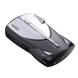 Cobra 14-band Police Radar Laser Detector with Tone and Voice Alert