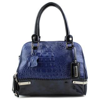 Madi Claire Women's '1234' Leather Handbag
