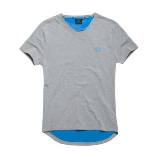 Gravity Check Men's Madison Grey Cotton T-shirt