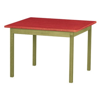 Children's Square REAL WOOD Table