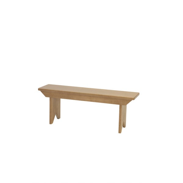 Childs maple bench free shipping today overstock 20086462 sciox Gallery