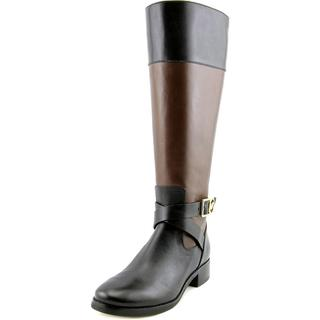 Michael Michael Kors Women's 'Bryce Tall Wide Calf' Leather Boots