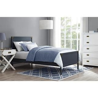 Dorel Living Miles Twin Bed