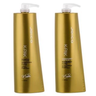 Joico K-Pak Liter Shampoo and Conditioner Set