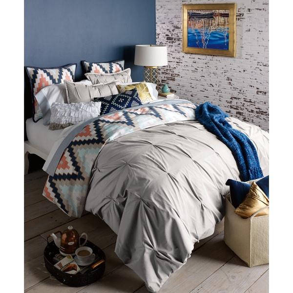 Blissliving Home Harper 3 Piece Cotton Duvet Cover Set