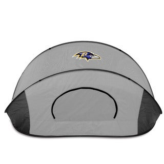 Picnic Time Baltimore Ravens Manta Grey Sun Shelter