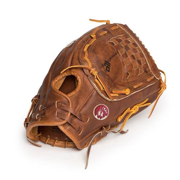 Nokona Walnut Crunch Leather 13.5-inch Left Handed Baseball Softball Glove
