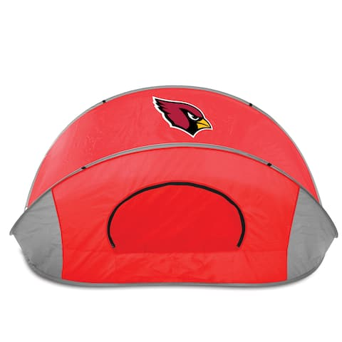 Picnic Time Arizona Cardinals Red Manta Sun Shelter