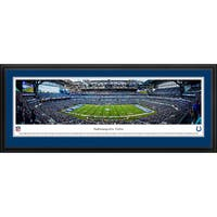 Blakeway Panoramas Indianapolis Colts Framed NFL Print