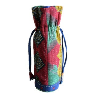 Handmade Wine Bag (India)