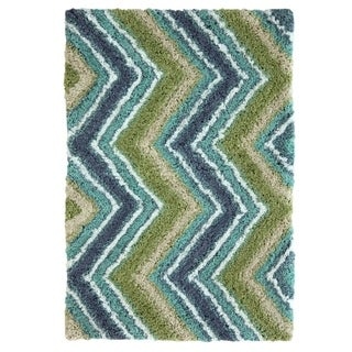 "Chevron Beach 20x30"" Bath Rug"