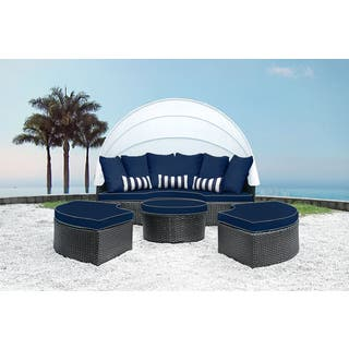 Solis Sombra 4-Piece Navy and White Daybed|https://ak1.ostkcdn.com/images/products/13391668/P20088951.jpg?impolicy=medium