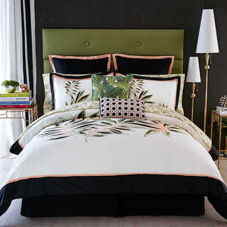 Christian Siriano Tropical Paradise Comforter and Pillow Shams