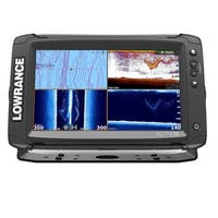Lowrance Navico Elite 9 Ti 9-inch GPS Touchscreen Sonar Unit
