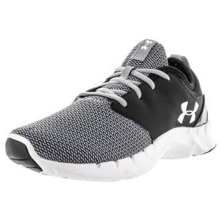 Under Armour Men's Flow RN S Stl/Black/White Running Shoe