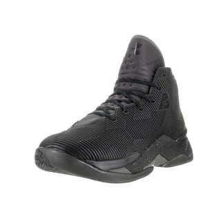 Under Armour Men's Curry 2.5 Blk/Chc/Chc Basketball Shoe