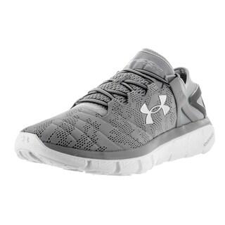 Under Armour Men's Speedform Fortis Vent Stl/White/Msv Running Shoe