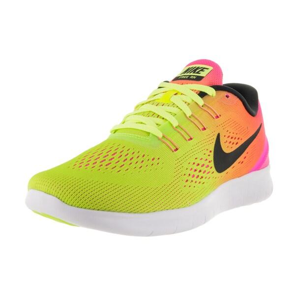 Shop Nike Men's Free Rn OC Multi Color