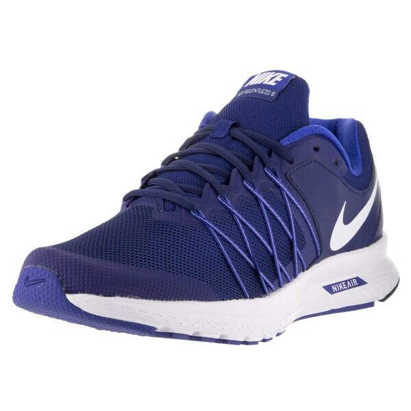 best authentic 3e9fa 20103 Shop Nike Men's Air Relentless 6 Deep Royal Blue/White Rcr ...