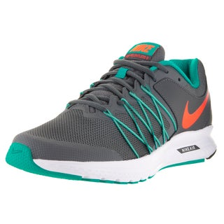 Nike Men's Air Relentless 6 Drk Gry/Ttl Orng/Clr Jd/Cl Gry Running Shoe