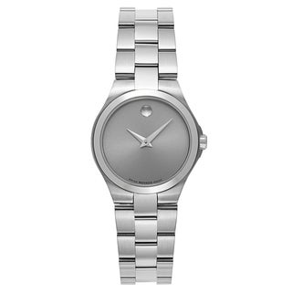 Movado Stainless Steel Watch