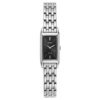 Seiko Women's Silvertone Stainless-steel Bracelet Watch