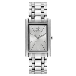 Calvin Klein Men's Silver-tone Stainless Steel Watch|https://ak1.ostkcdn.com/images/products/13392328/P20089454.jpg?impolicy=medium