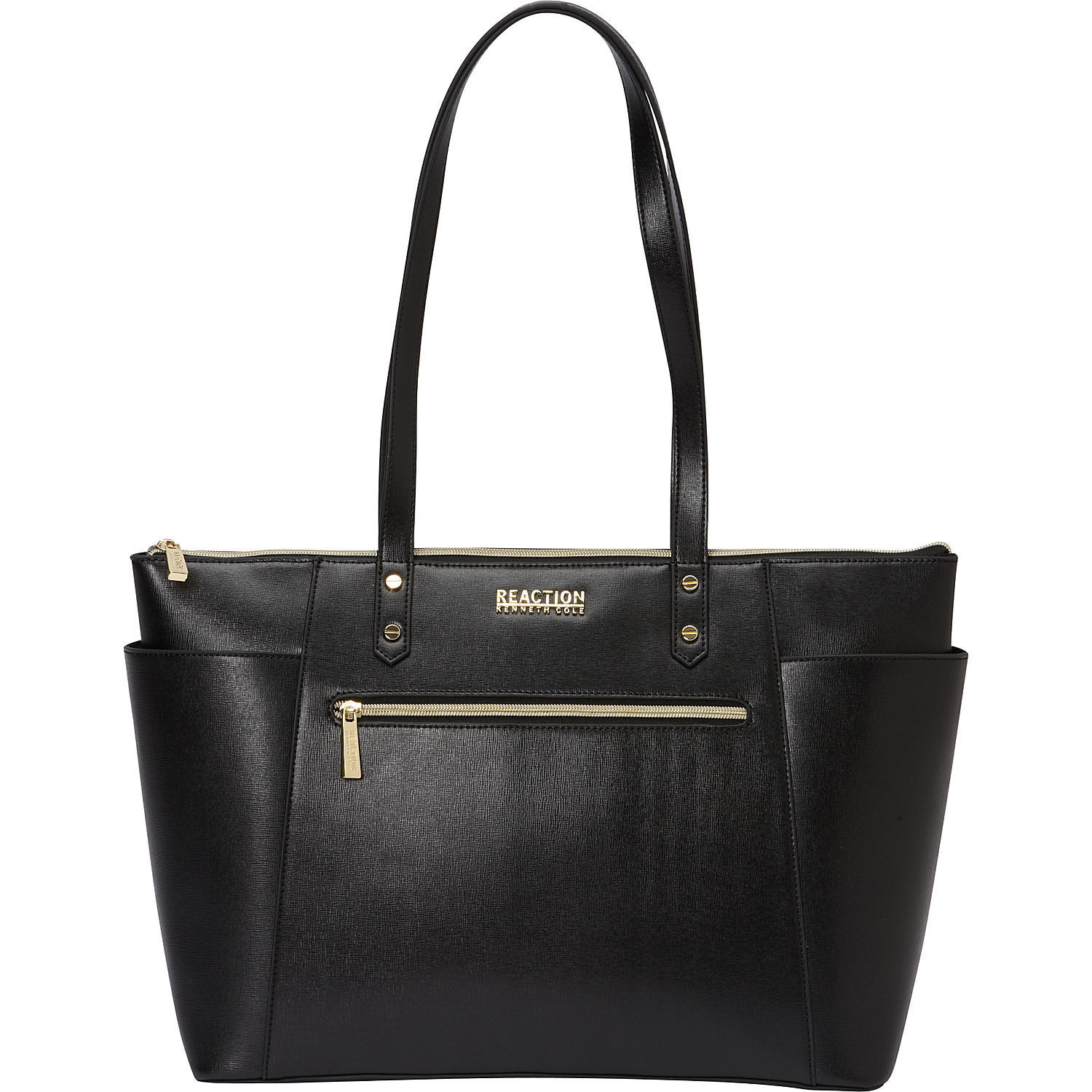 Kenneth Cole Reaction Saffiano Top