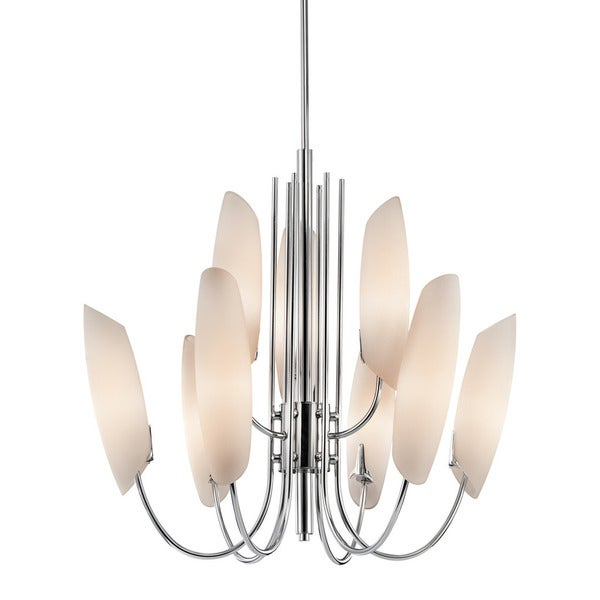 Kichler Lighting Stella Collection 9-light Chrome Chandelier