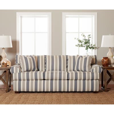 Buy Top Rated - Blue Sofas & Couches Online at Overstock ...