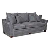 Made To Order Posen Sofa With Contrasting Welt