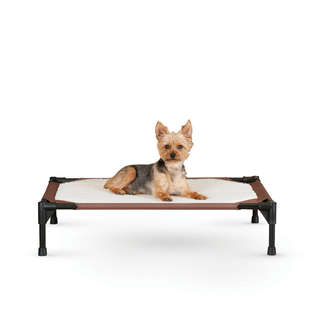 K&H Self-Warming Dog Cot