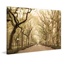 Marmont Hill - 'I Can Hear You Calling' by Morgan J Hartley Painting Print on Wrapped Canvas - Multi-color