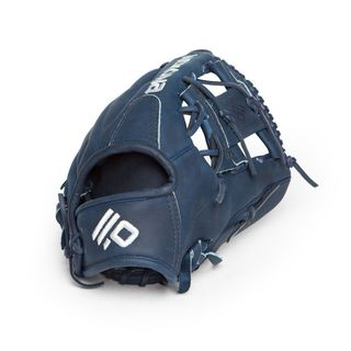 Nokona Colbalt XFT-200/L Blue Leather 11.25-inch I Web Right-handed Thrower Baseball U-14 Age Glove