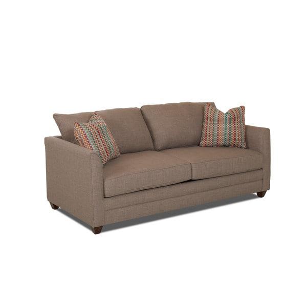 Shop Made To Order Tilly Sleeper Sofa In Fandango Stone W
