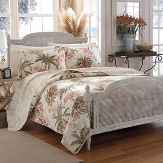 Tommy bahama bedding bath for less overstock tommy bahama bonny cove cotton quilt set gumiabroncs Gallery