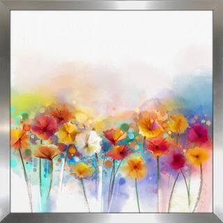 """You Don't Bring Me Flowers"" Framed Plexiglass Wall Art"