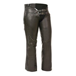 Women's Low-Rise Double Buckle Chaps (More options available)
