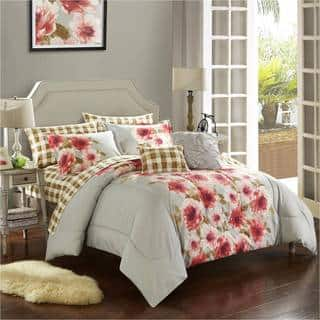 Pink, Victorian Bed-in-a-Bag | Find Great Bedding Deals ...