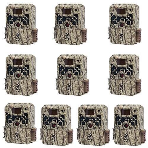 Browning STRIKE FORCE HD Sub Micro Trail Camera (10 pack)