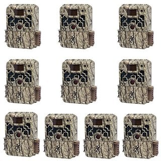 Browning STRIKE FORCE HD Sub Micro Trail Camera (10 pack)
