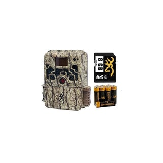 Browning BTC5HDCO Strike Force HD 10MP Game Camera with 8GB SD Card & Browning AA Batteries