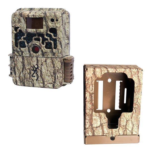 Browning BTC-5HD Strike Force HD 10MP Micro Hunting Trail Camera (2015)1BTCSBBrowning Trail Camera Security Box