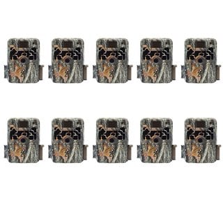 (10) Browning DARK OPS ELITE Sub Micro Trail Game Cameras (10MP)