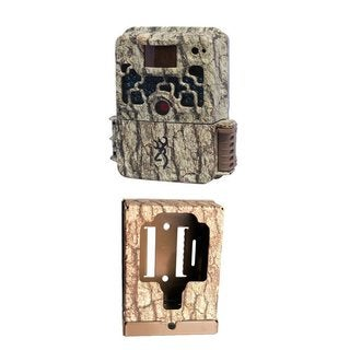 Browning STRIKE FORCE BTC5HD Sub Micro Trail Camera (10MP) with Browning Trail Camera Security Box